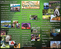 Cabot Shores Brochure - Inside Pages