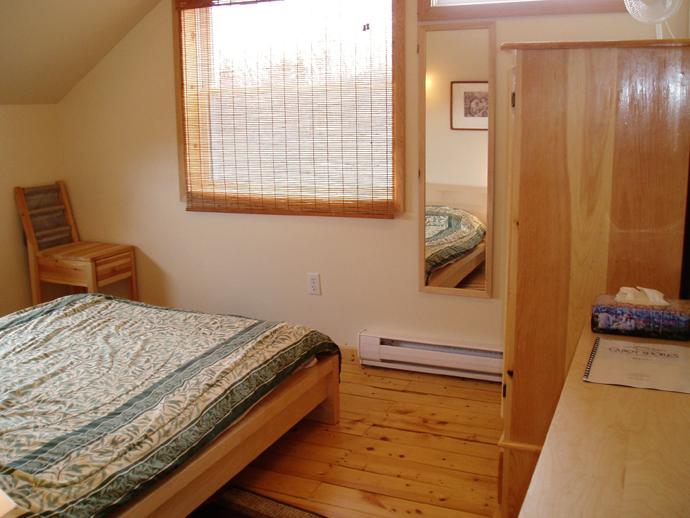 Lodge Bedroom 2