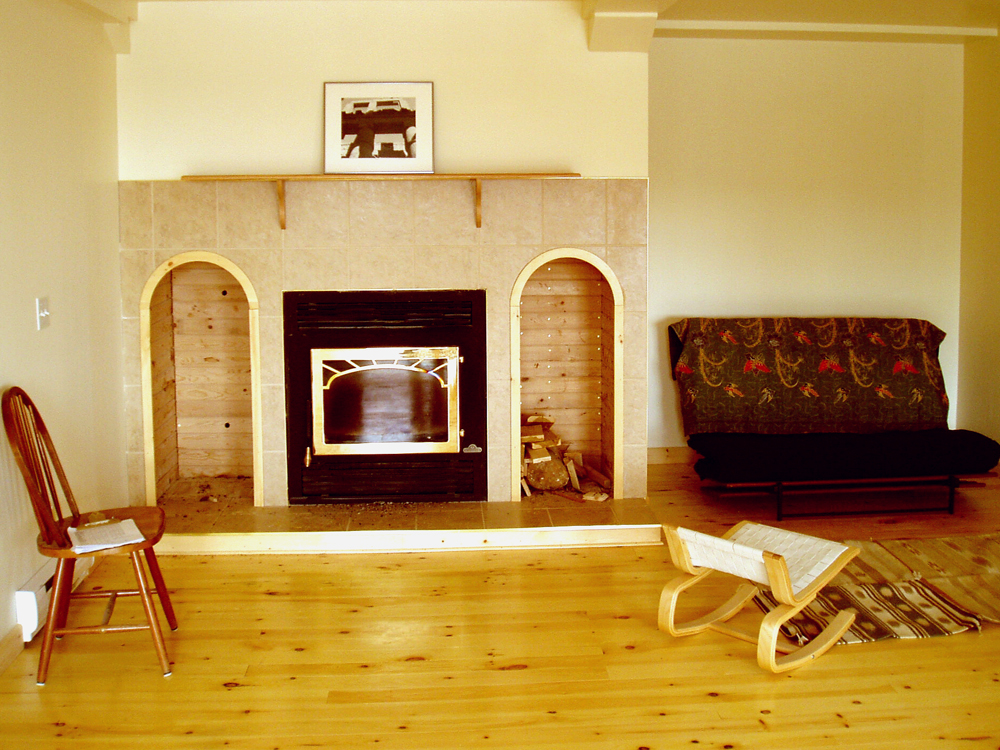 Lodge Common Room